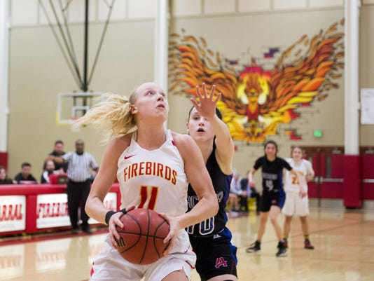 Phoenix Arcadia at Scottsdale Chaparral girls hoops