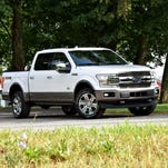 Ford hopes F-150 pickup, new trucks can pull automaker out of rut