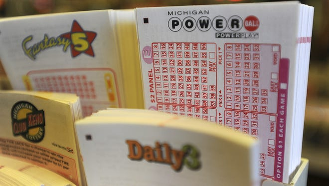 A Sunoco gas station in Howell sold a winning Lotto 47 jackpot ticket for $3.7 million. The winning numbers were drawn Saturday.