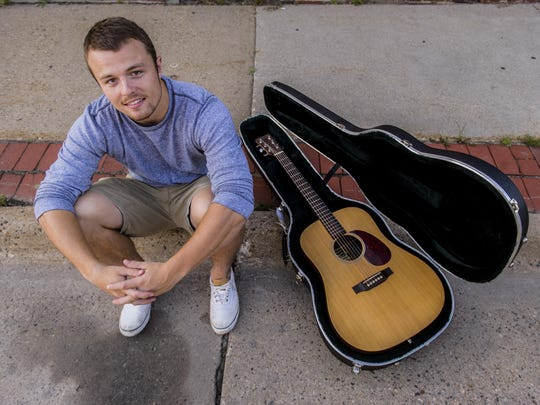 Jordan Beem will be the performer at this year's Relay for Life.