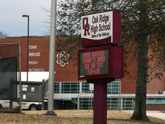 Oak Ridge High 01