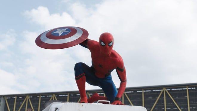 Marvel's Captain America: Civil War Spider-Man/Peter Parker