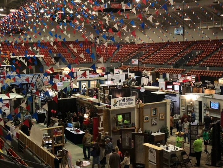Home Expo 2018 features a kaleidoscope of homebuilders,