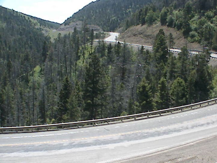 Rogers Pass reopened Friday afternoon, following a