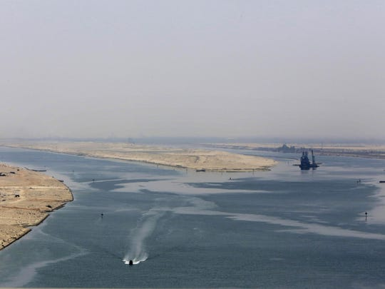 The Suez Canal, which connects the Red Sea to the Mediterranean Sea, revolutionized maritime travel by creating a direct shipping route between the East and the West.