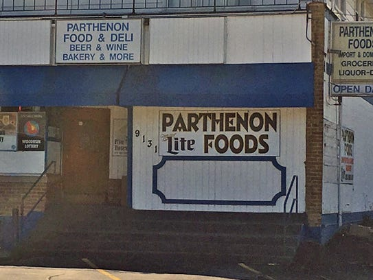 Parthenon Food Store