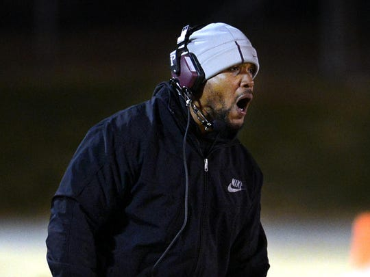 Haywood and coach Steve Hookfin will play at Oakland this season.