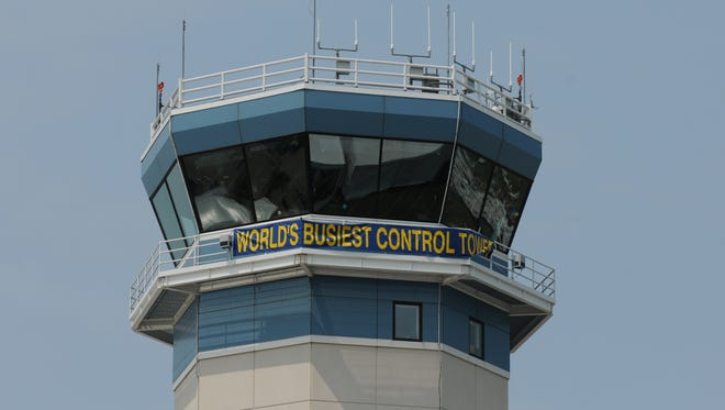 Oshkosh's Wittman Regional Airport becomes the world busiest airport during the week of AirVenture.