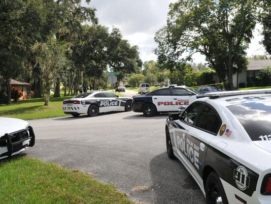 Shooting in Palm Bay
