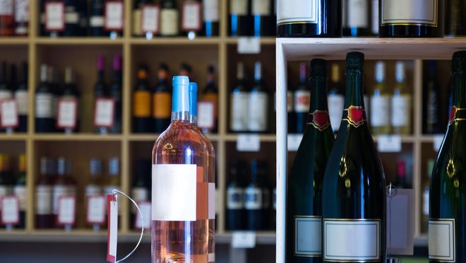 With so many varieties for sale, shopping for wine can be intimidating. But the salespeople are there to assist you.