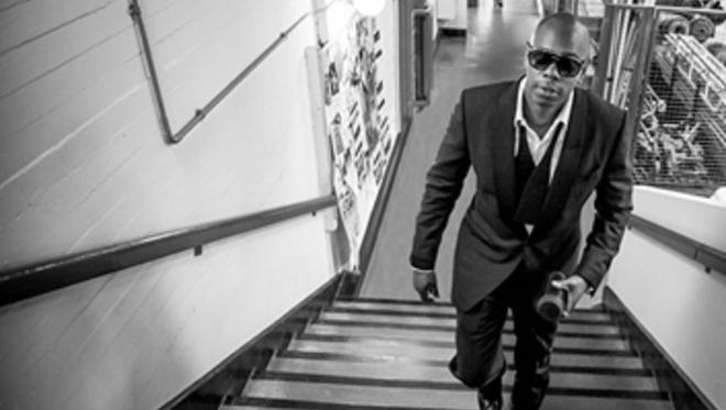 Check out Dave Chappelle at the U.S. Cellular Center in early February.