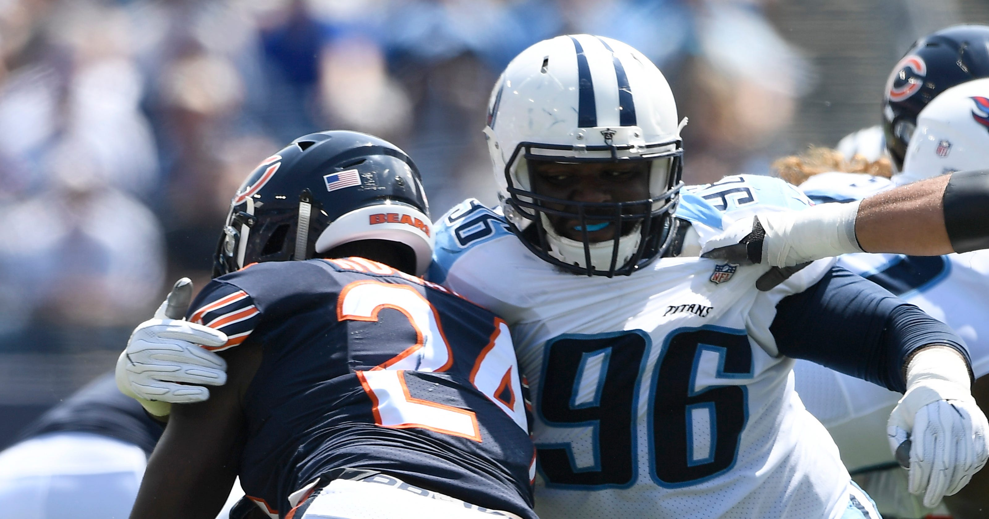 9d64d28c1 Detroit Lions sign Sylvester Williams to add depth at defensive tackle
