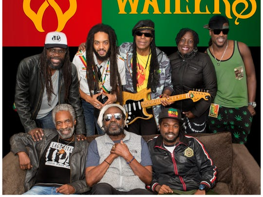 The Wailers with Flatbroke perform at 9 p.m., Friday, April 28 at Brewster Street Ice House, 1724 N. Tanchua St. Cost: $22 advance/ $27 at the door. Information: 361-884-2739.