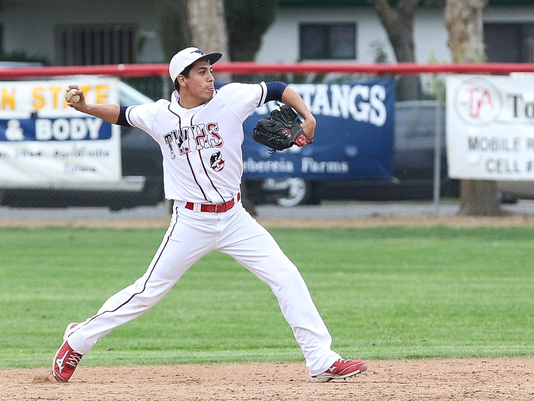 Kobe Portillo is a key player for Tulare Western, as it opens play in the Central Section Division I playoff bracket today.