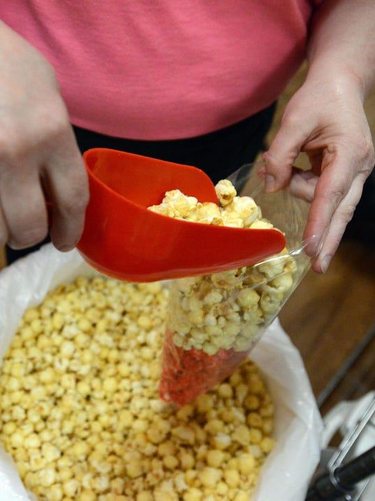 LAN Crazy 4 Popcorn