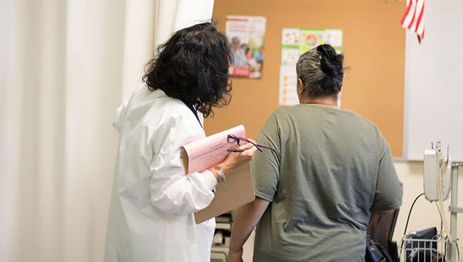"""Arizona's two """"Obamacare"""" insurance companies appear content enough with the health-insurance marketplace this year that they have pursued steps to again offer plans in 2018."""
