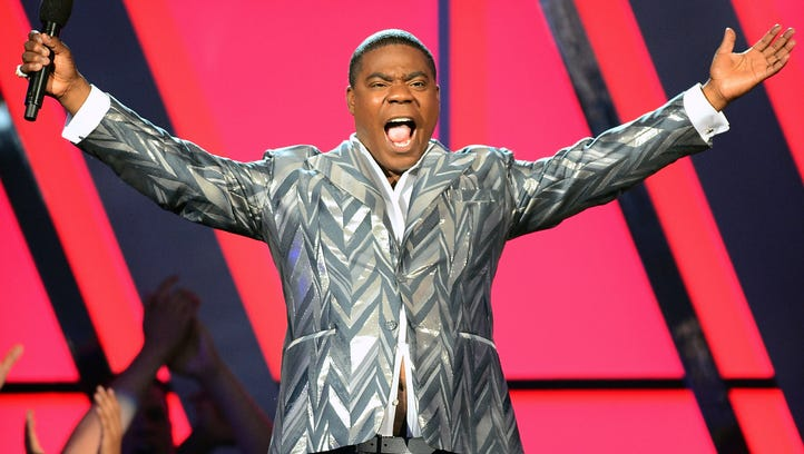 Actor/comedian Tracy Morgan will perform 8 p.m. May