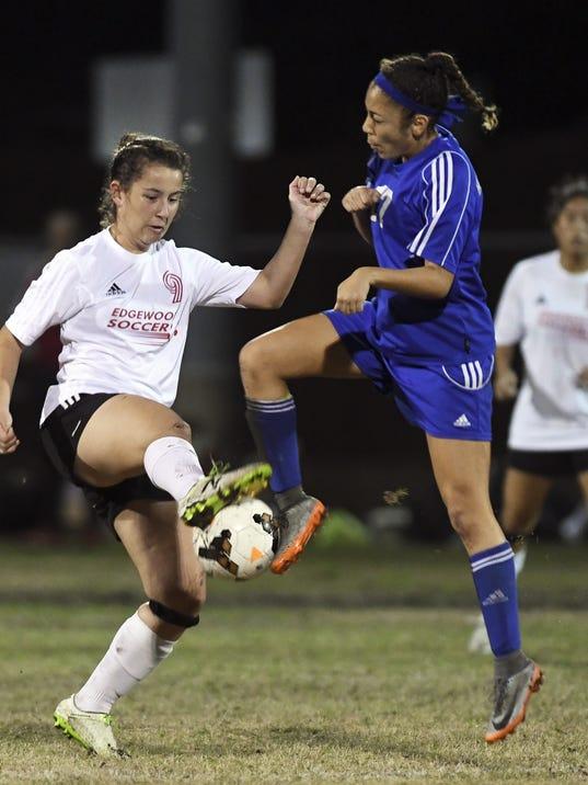 High School Soccer: Heritage at Edgewood