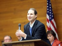Sen. Ron Wyden is the likely next chairman of the Senate Finance Committee .