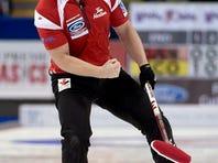 Canada skip Brad Jacobs