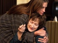 """The cast of """"August: Osage County,"""" including Julia Roberts and Meryl Streep, bonded during filming."""
