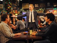 """(From left) Jason Segel, Alyson Hannigan, Neil Patrick Harris and Josh Radnor are shown in a scene from """"How I Met Your Mother."""""""
