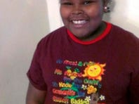 Jahi McMath was declared brain dead by physicians at Children's Hospital Oakland in December after surgery to remove her tonsils and treat other tissue to improve her breathing. <cutline_credit>AP</cutline_credit>