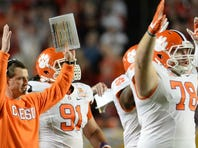Orange Bowl champion Clemson has the kind of schedule in 2014 that could earn the Tigers a berth in the new NCAA football playoffs.
