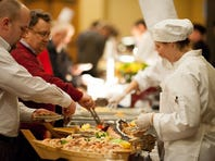 Sample a variety of food from more than 12 chefs and listen to live music at the Springfield Symphony's second annual Flavor & Flair. It's 6-9 p.m. Friday at University Plaza Hotel & Convention Center. Tickets are $40 in advance, $45 at the door.
