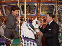 """Join in the reindeer games and sing along with Disney's animated musical """"Frozen."""""""