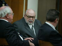 Edward Ates (center) is appealing his murder conviction to the state Supreme Court.