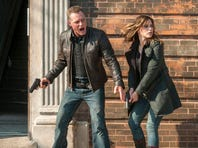 "Jason Beghe and Sophia Bush star in Dick Wolf's new spinoff series ""Chicago P.D.,"" which premiered to a whopping 8.6 million viewers."