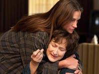The cast of 'August: Osage County,' including Julia Roberts and Meryl Streep, bonded during filming.