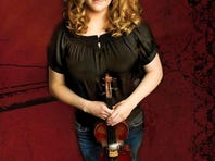 Cape Breton fiddler Andrea Beaton will play 7:30 p.m. Friday at Western Oregon University's Rice Auditorium.