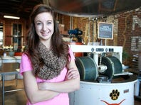 Liz Ghan, a student who first toured Askinosie Chocolate while living at the Missouri Hotel, is now one of the teens chosen to participate in Chocolate University's trip to Africa later this year.