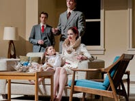"""The play """"A Doll's House,"""" set in New York City in 1962, runs Feb. 12-15 at 7:30 p.m., and Feb. 16 at 3 p.m. at the Bardo Fine and Performing Arts Center at Western Carolina University."""
