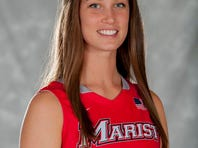 Sophomore Madeline Blais tied a career high with 27 points Friday, leading her visiting Marist College women's basketball team to a 74-59 win against Metro Atlantic Athletic Conference opponent Niagara.