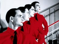The German electronic band Kraftwerk will play at the re-tooled Moogfest in April 2014.
