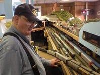 Where to go for Christmas train gardens