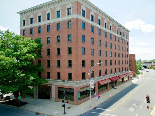 Davis Simpson Holdings owns most of the One Plaza East building in downtown Salisbury