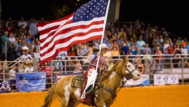 The Indiantown Rodeo celebrates 70 years this weekend at Timer Powers Park.