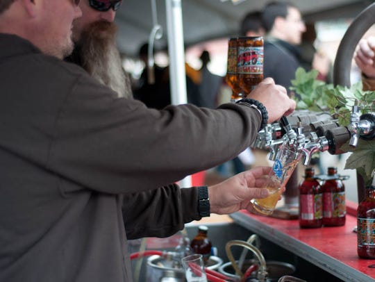 Iowa City Brewfest returns Saturday from noon to 3
