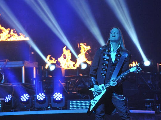 Trans-Siberian Orchestra will perform at 3 p.m. and
