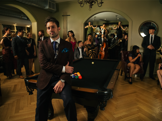 Thursday: The PostModern Jukebox playing a benefit for the Palm Springs Unified School District Foundation,