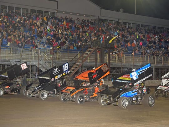 Jackson Motorplex is preparing to host the 40th annual