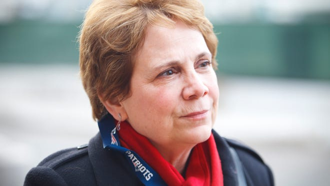 Assistant U.S. Attorney Nadine Pellegrini.