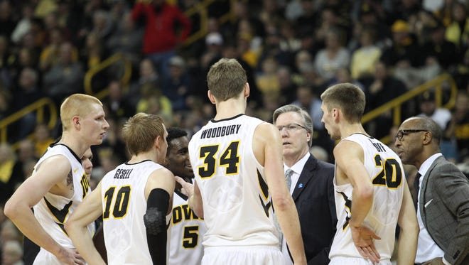 Iowa coach Fran McCaffery will have an experienced team energized by newcomers