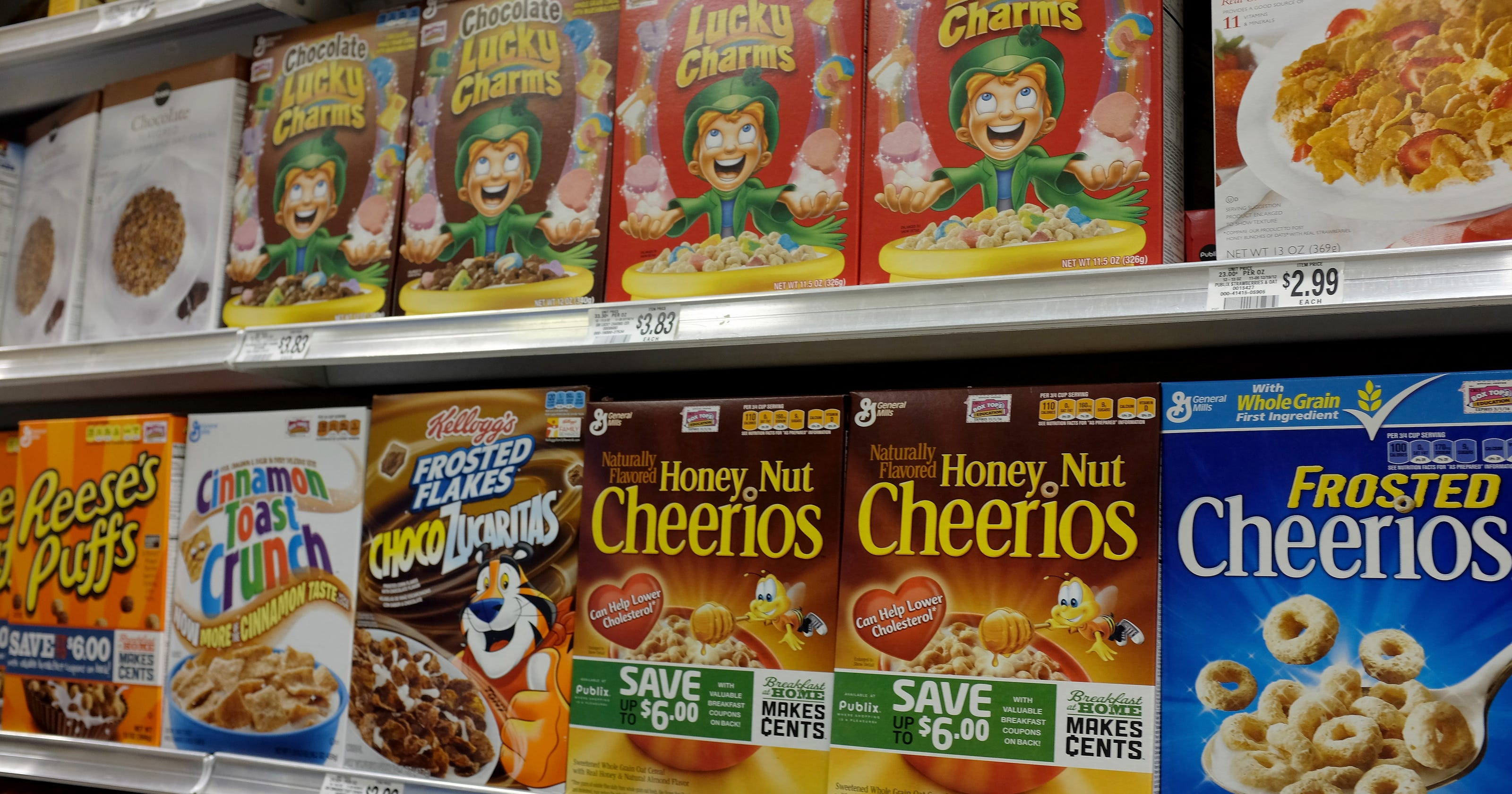Cheerios Recall 2019
