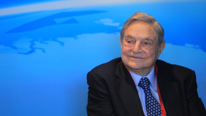 George Soros was recently named to the 2015 Forbes 400 list of the richest Americans.