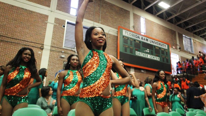 Florida A&M University welcomed alumni back to campus on Oct. 16 for the annual homecoming convocation. Keynote speaker Angela Robinson, a Broadway and TV star, praised the university for its role in shaping her life and guiding her future.